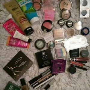 Huge makeup lot
